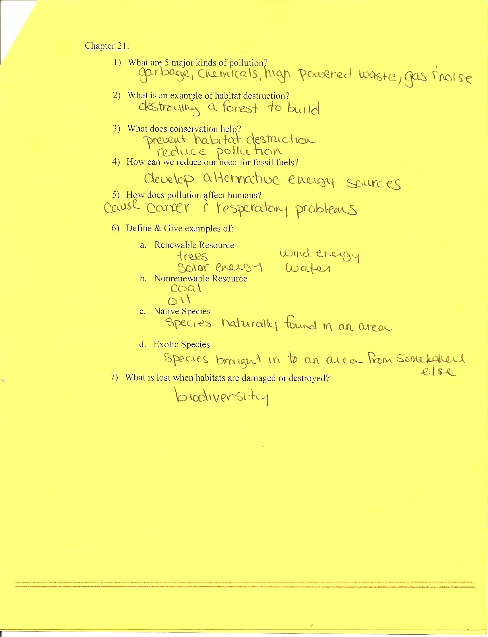 Answers ecology 3 study guide array teren u0027s science tidbit ecology study guide answer key rh cobblearning net fandeluxe Image collections